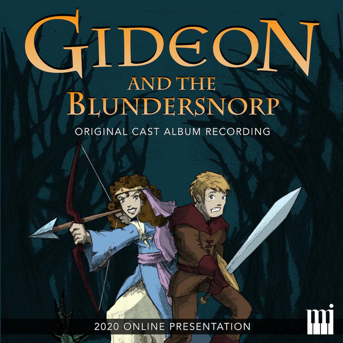 """Gideon"" cast album now available!"